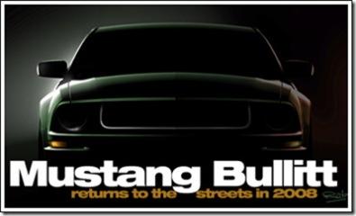 2008 Ford Mustang Bullitt™