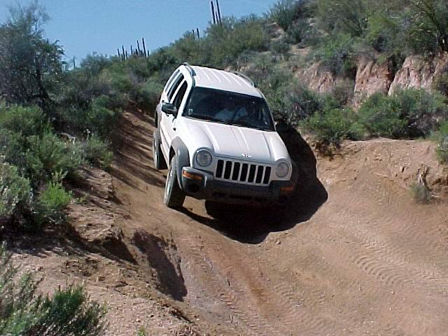 Jeep Liberty FR42
