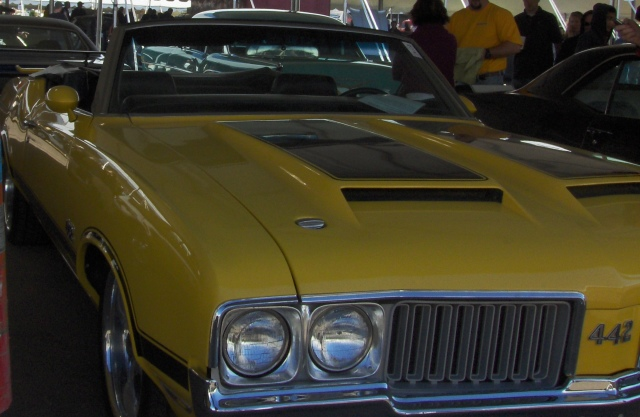 1970 Olds cutlass 442