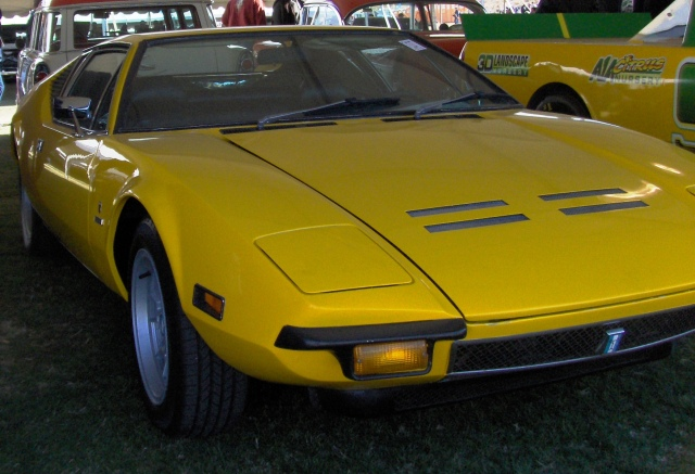 1972 De TOMASO PANTERA