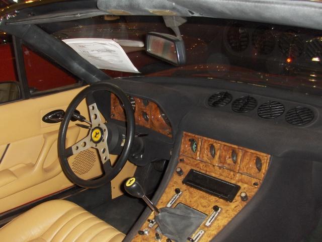 1972 FERRARI 365 GTC/4 SCAGLIETTI SPYDER