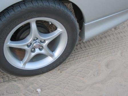 Celica wheel