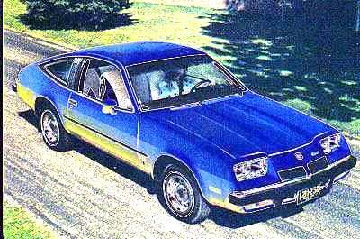 1976 Oldsmobile Starfire